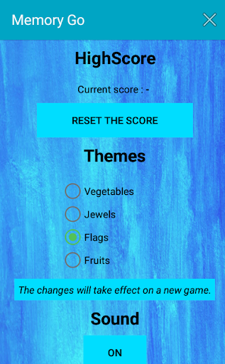 Memory Go 1.0 screenshots 3