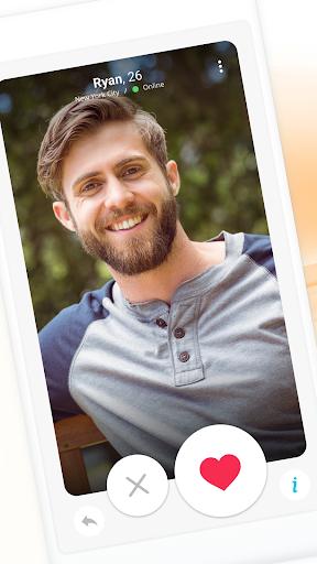 Meetville - Meet New People Online. Dating App  screenshots 3