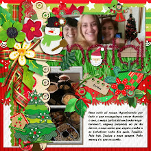 Photo: Christmas Borders 1 by Mari R Christmas 1 by Mari R Alpha - Grab bag by Aja Abney Shapes - Templates by ScrapDesafios Font Forte PS CS5