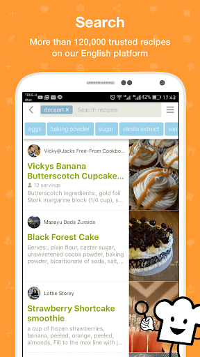 Cookpad - Recipe Sharing App 2.98.1.0-android screenshots 2