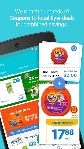 Flipp - Weekly Ads & Coupons Screenshot