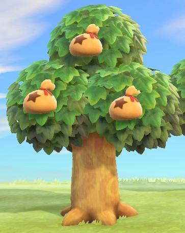 あつ 森 かね の なる 木 一 回 だけ