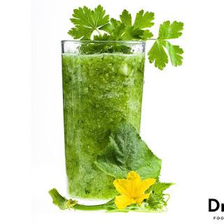 Green Detox Machine Juice.