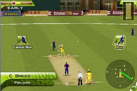 Cricket T20 Fever 3D screenshot 3
