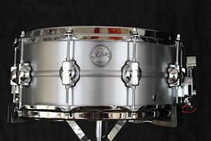 """14"""" x6"""" DS Rebel - Aluminium Snare"""