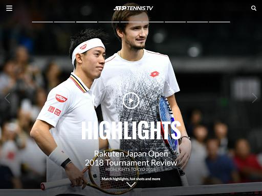 Tennis TV - Live ATP Streaming 2.3.4 screenshots 19