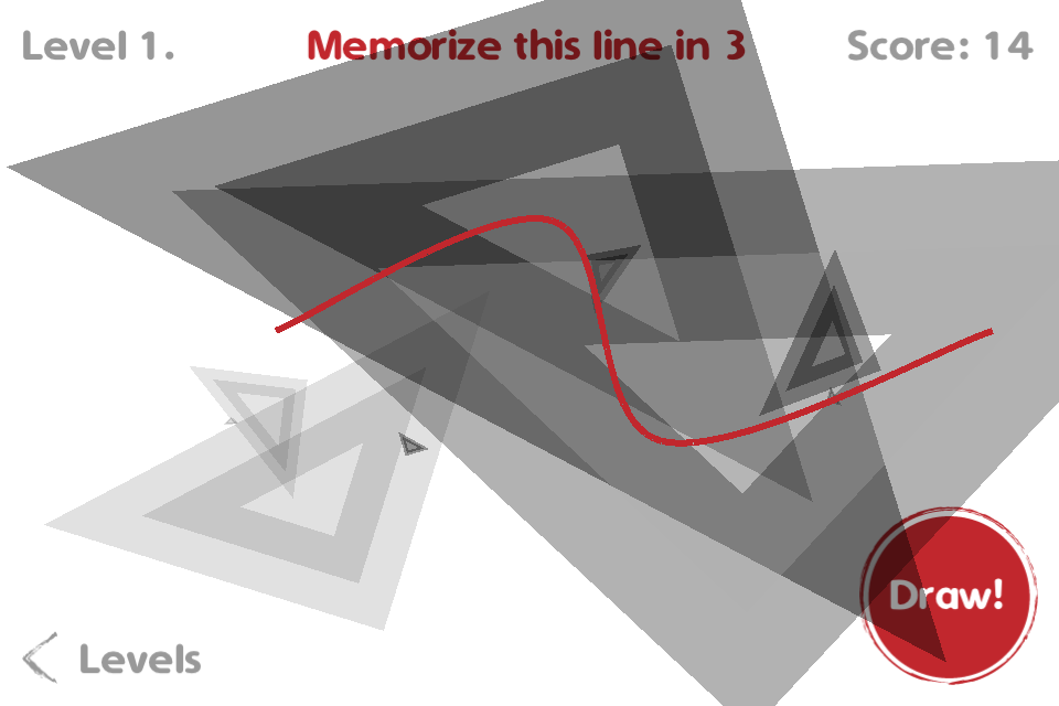 Memory Line- screenshot