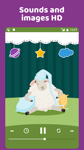 Lullabies for babies. 1.10.01 screenshots 3