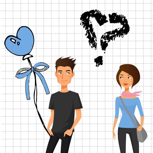 Love Compatibility : College LOGO-APP點子