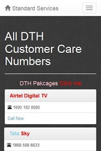 All dth recharge plans 3