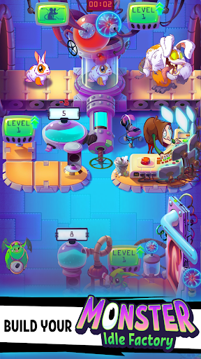 Monster Idle Factory screenshot 1