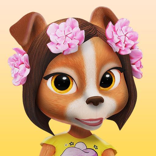 My Talking Lady Dog