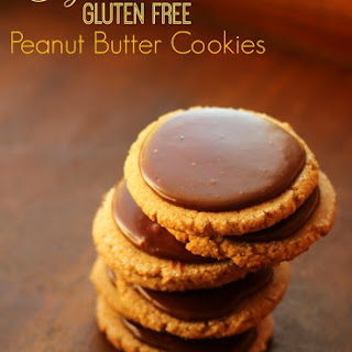 4 Ingredient Gluten FreePeanut Butter Cookies.