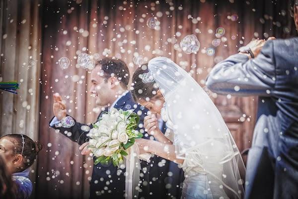 Wedding photographer Luca Fabbian (fabbian). Photo of 05.09.2017