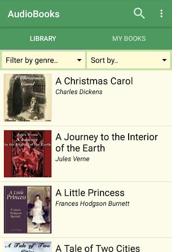 AudioBooks - Listen and read download offline 1