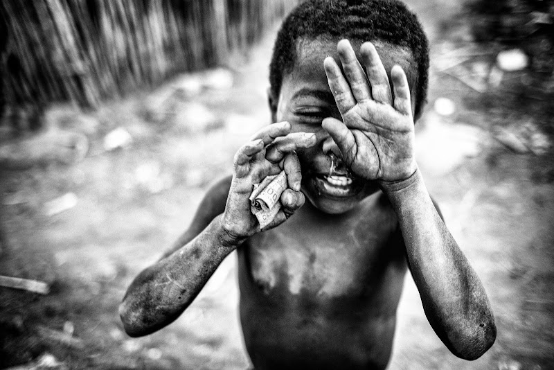 Dirty streets of Madagascar  di Marco Tagliarino