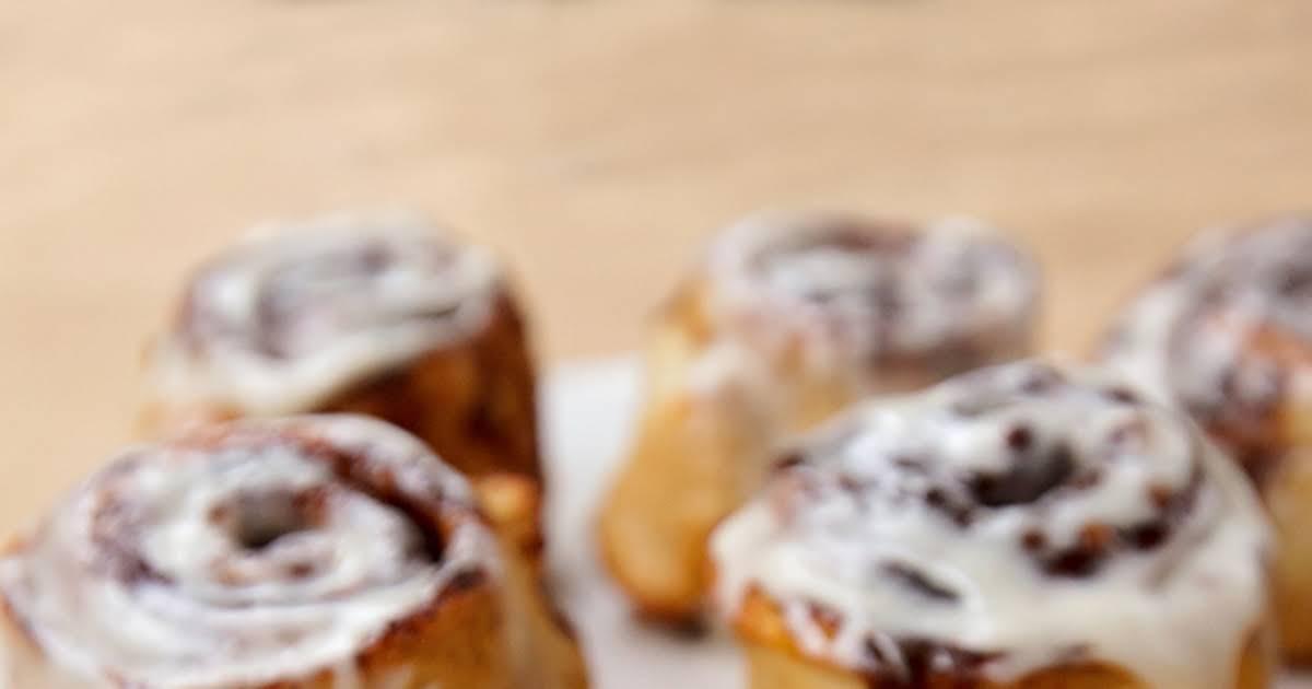 10 Best Fried Cinnamon Rolls Recipes