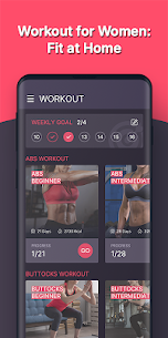 Workout for Women: Fit at Home 1