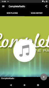 CompleteRadio for PC-Windows 7,8,10 and Mac apk screenshot 2
