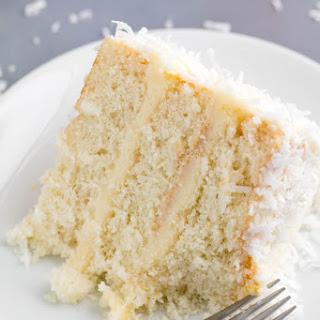 Homemade Coconut Cake Recipe