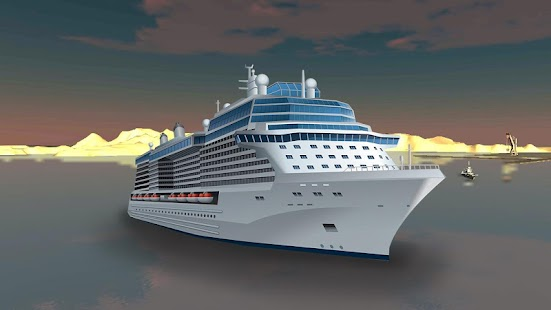 Ship Simulator Android Apps On Google Play - Cruise ship google earth