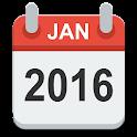 Kalender Indonesia 2016 icon