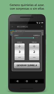 Quiniela- screenshot thumbnail