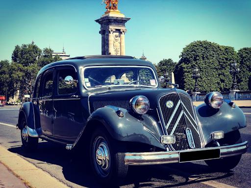 Tours touristique de Paris en voiture
