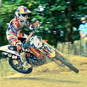 Low MX jump by Max Mayorov - Sports & Fitness Other Sports ( extreme, rider, motocross, moto, motorcycle, sport, mx, jump )