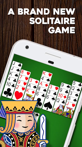 Crown Solitaire: A New Puzzle Solitaire Card Game 1.2.0.1338 gameplay | by HackJr.Pw 1