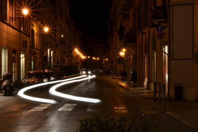 Quando le luci della notte creano una magia...  di Didi - Diana Gabrielli