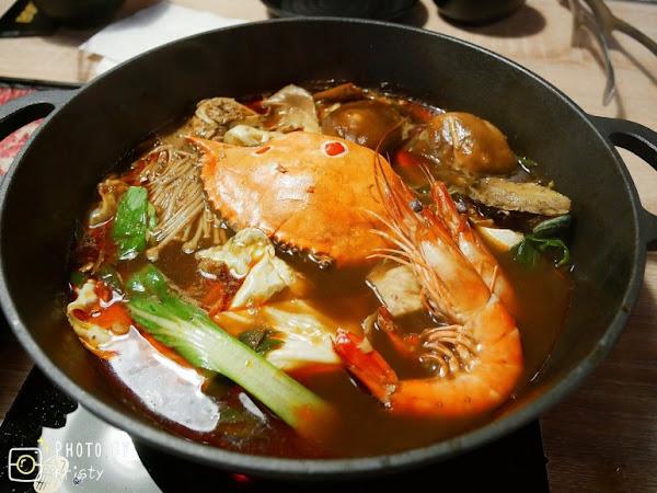 海姥姥鮮鮮鍋物 海鮮石頭火鍋
