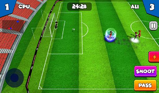 Soccer Heroes! Ultimate Football Games 2018 2.4 screenshots 11