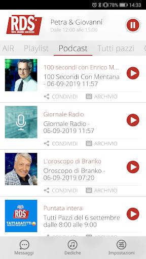RDS 100% Grandi Successi screenshot 6