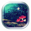 Z4 Fairy Magic Touch LWP icon