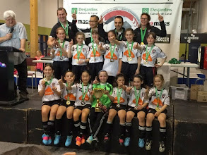 Photo: F10 (D1) 2015 Indoor Laval Cup Tournament Champs