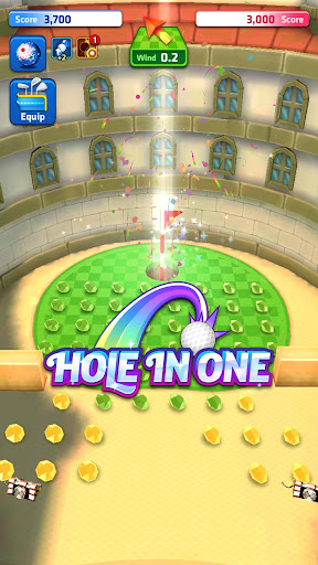 Mini Golf King - Multiplayer Game - screenshot