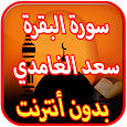 سورة البقرة سعد الغامدي apk