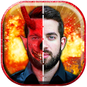Demon Face Photo Booth icon