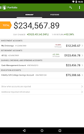 Fidelity Investments Screenshot 12