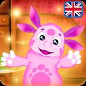 Moonzy. Kids Mini-Games icon