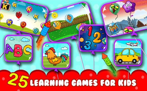 free games for babies to play