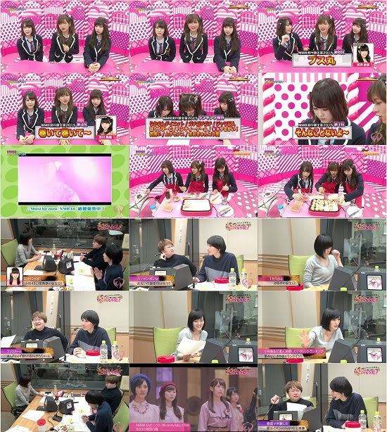 (TV-Variety)(480P) NMB48 Kawaiian TV – Collection 151228 ~ 160103