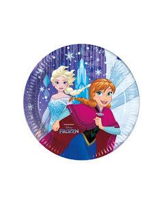 Tallrik, Frozen, 8 st