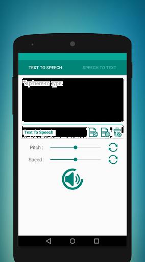 中文文本到演讲 - 演讲到文本 screenshot 2