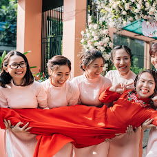 Wedding photographer Bao Kim chung (chungkimbao). Photo of 15.03.2017