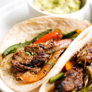 Steak Fajita With Rice Recipes