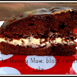 Donna Hay black forest cake