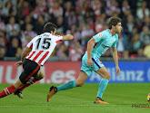 Sergi Roberto van FC Barcelona testte maar liefst 26 keer positief op het coronavirus