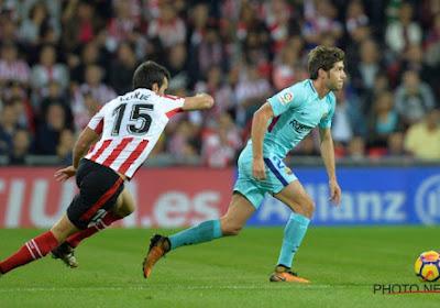 Gomes et Sergi Roberto blessés, une chance pour Vermaelen ?